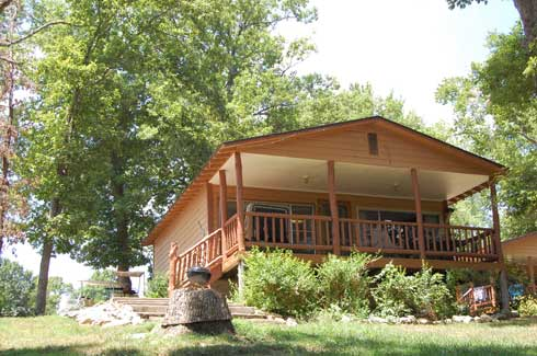 Hickory Hollow Resort Table Rock Lake Cabin 5
