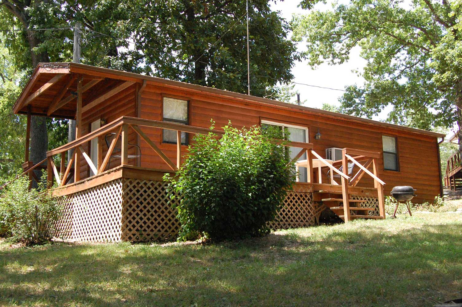 Table rock lake-Hickory Hollow Resort Cabin 2 - Exterior