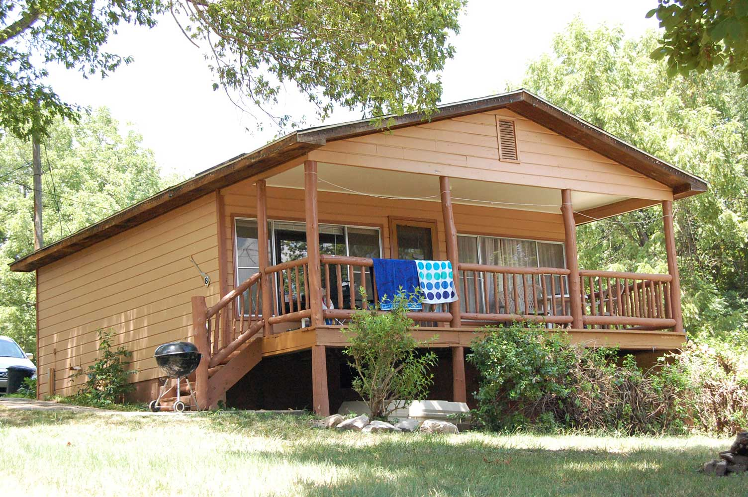vacation rentals cabin 8 hickory hollow resort table rock