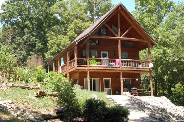 table rock lake hickory hollow resort Cabin-9a9b-18