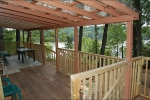 Hickory Hollow Resort Table Rock Lake Pine Cottage Deck
