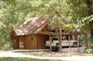 Hickory Hollow Resort Table Rock Lake Schaffer House Exterior