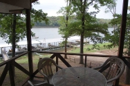 Hickory Hollow Resort Table Rock Lake Cabin 11A Deck