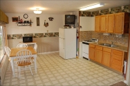 Hickory Hollow Resort Table Rock Lake Cabin 6 Kitchen