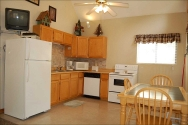 Hickory Hollow Resort Table Rock Lake Cabin 9A9B Kitchen 2
