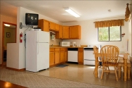 Hickory Hollow Resort Table Rock Lake Cabin 9C Kitchen