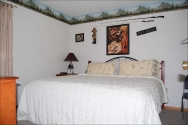 Hickory Hollow Resort Table Rock Lake Carriage House Bedroom