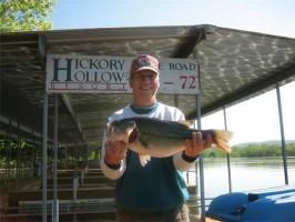 Dave's big fish