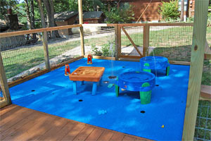 Kids Water Feature