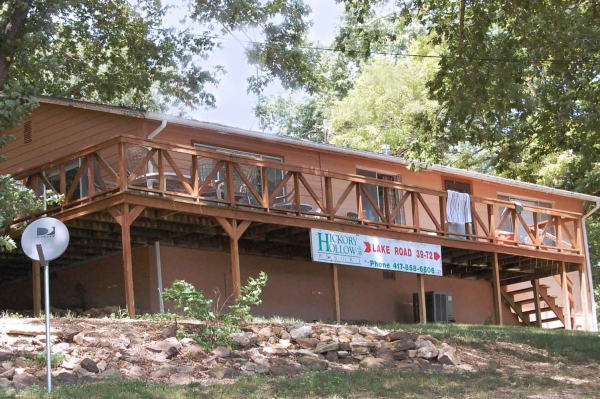 table rock lake hickory hollow resort lee roy house 2019-10